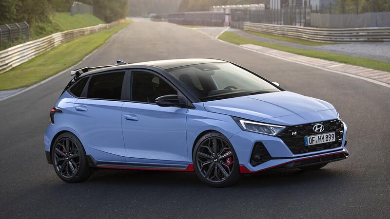 Hyundai i20 N 2021