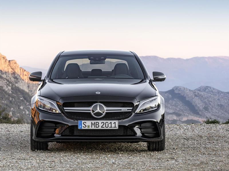 Mercedes-AMG C 43 4Matic se actualiza