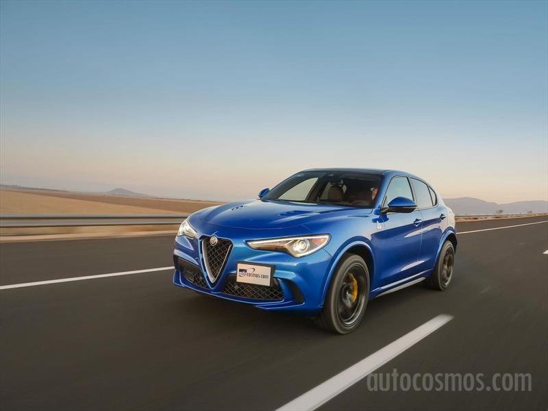 Alfa Romeo Stelvio QV 2019