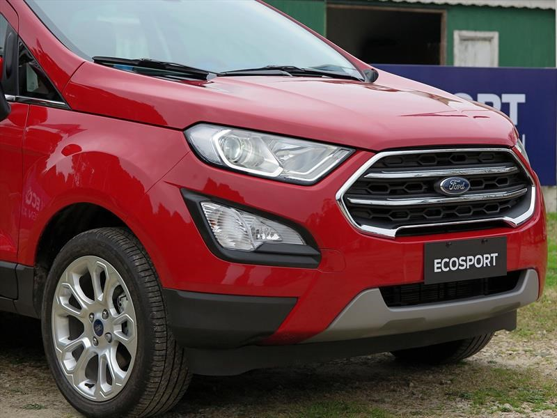 Nueva Ford Ecosport 2.1