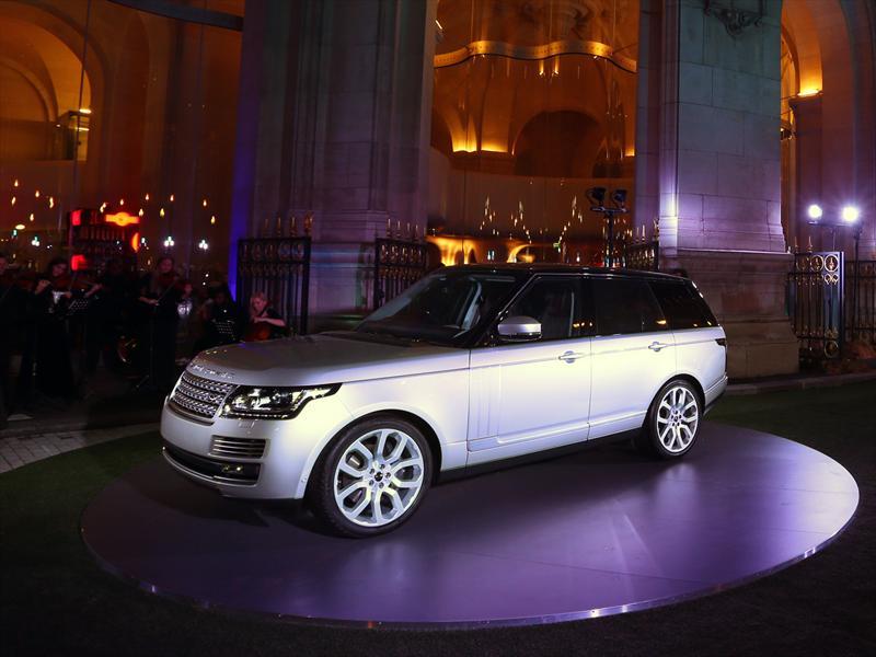 Top 10: Range Rover 2013