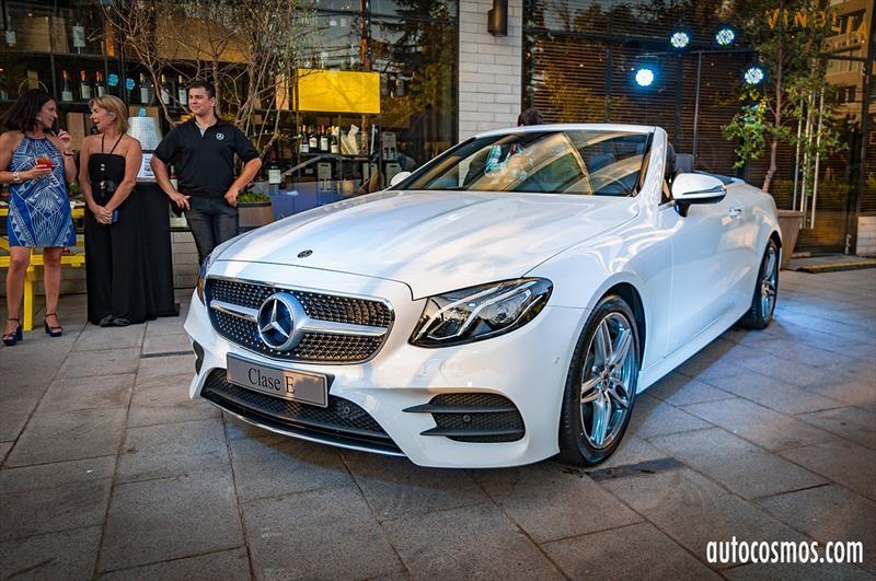 Mercedes Clase E Cabrio 2018 en Chile