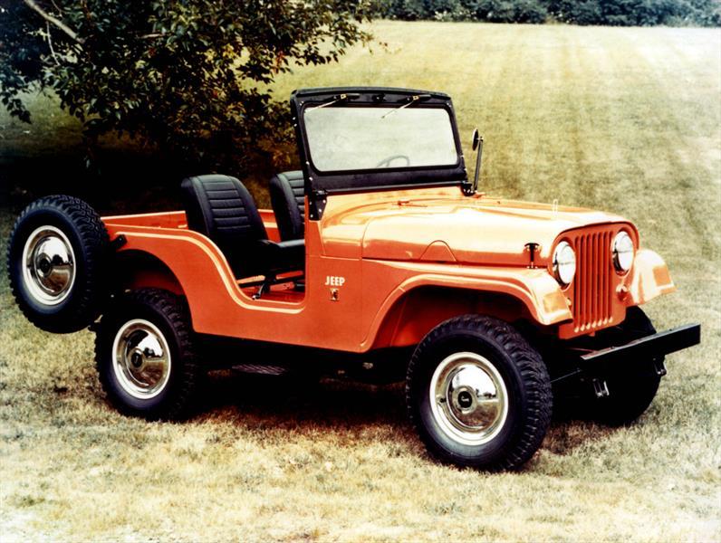 Jeep CJ-5 1955-1983