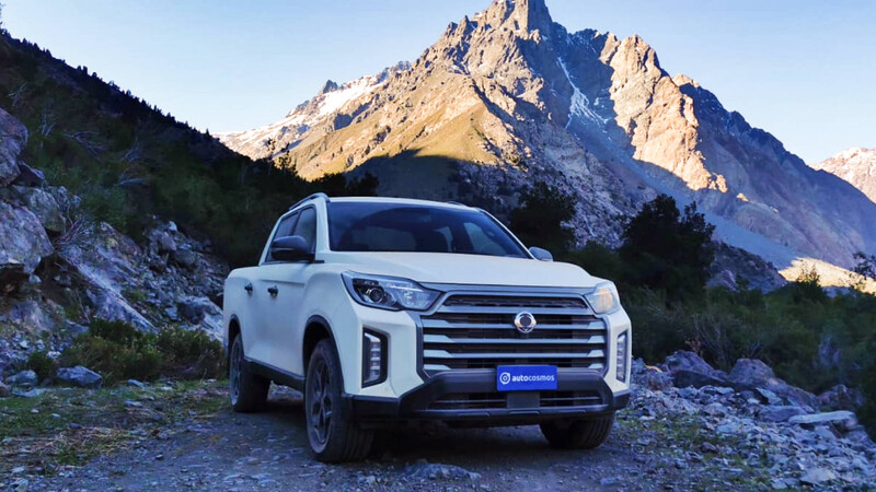 SsangYong Musso Grand 2022