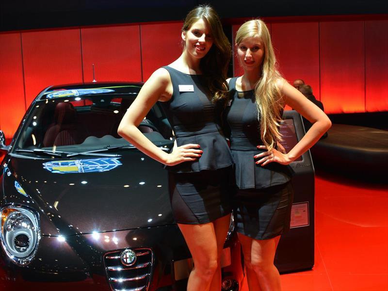 Las chicas de Frankfurt 2013