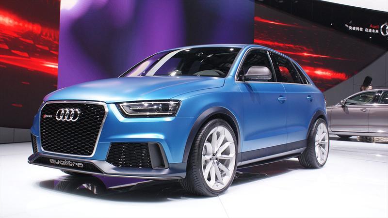 Audi RS Q3 Concept en Beijing