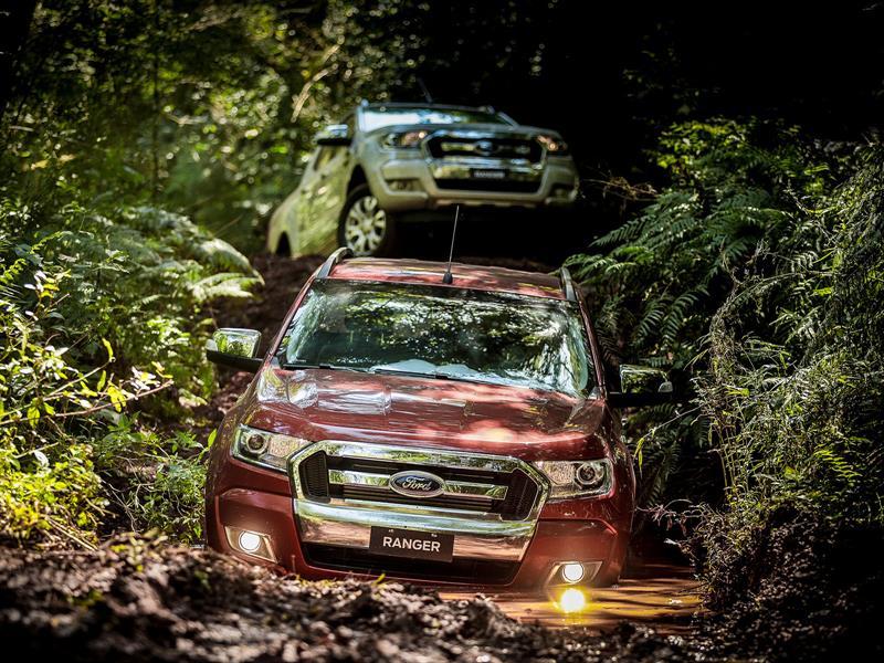 Ford Ranger se renueva