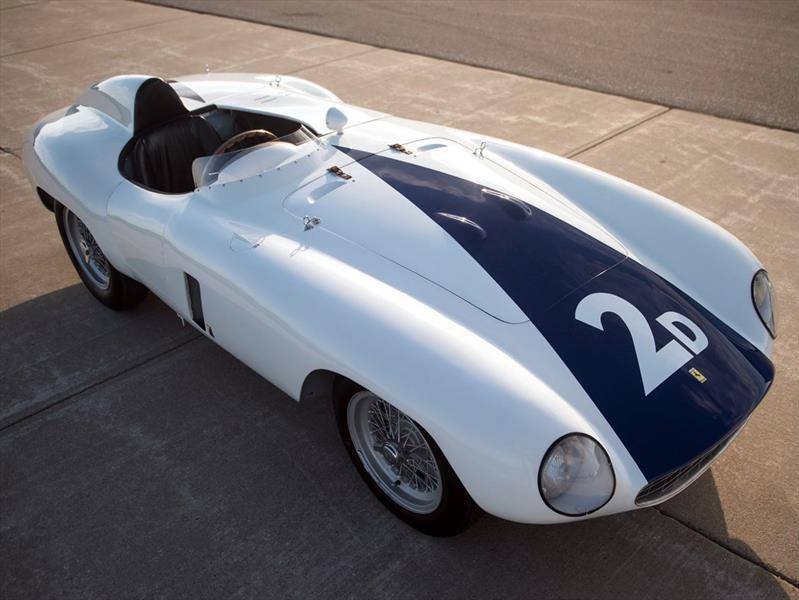 Ferrari 750 Monza Spider by Scaglietti 1955