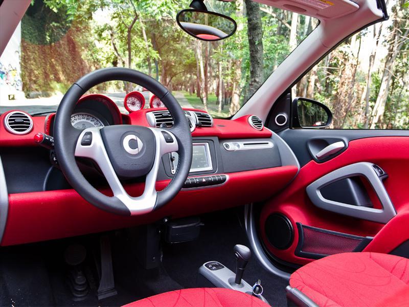 smart Fortwo Cabrio 2012 prueba