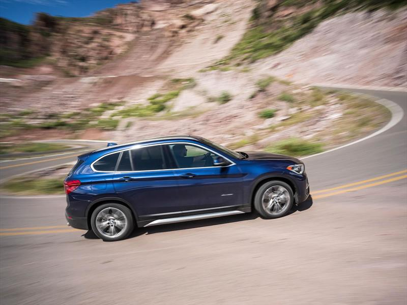 Prueba nueva BMW X1
