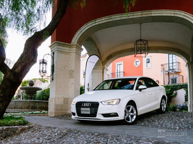 Presentación Audi A3 sedán 2014