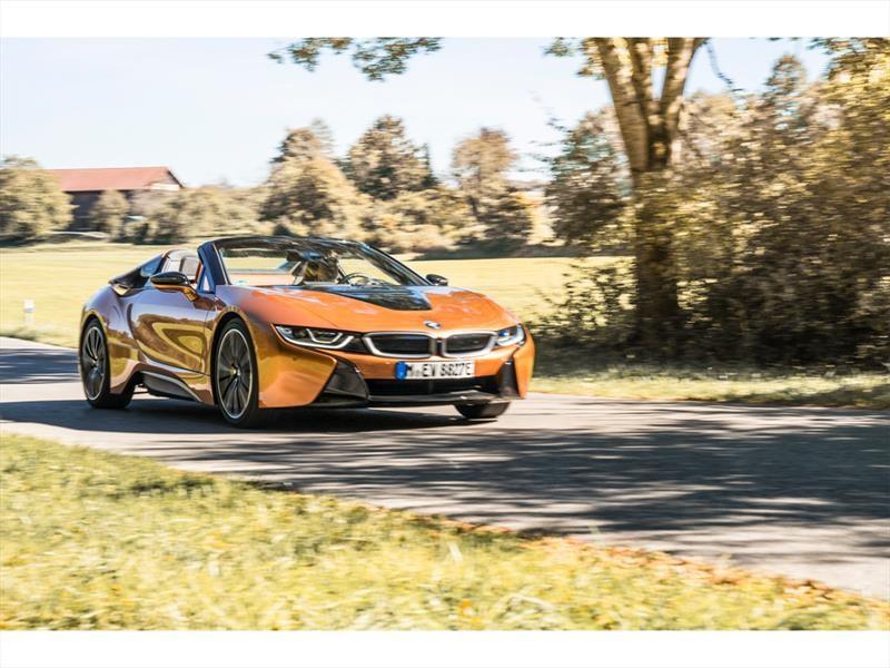BMW i8 Roadster: primer contacto