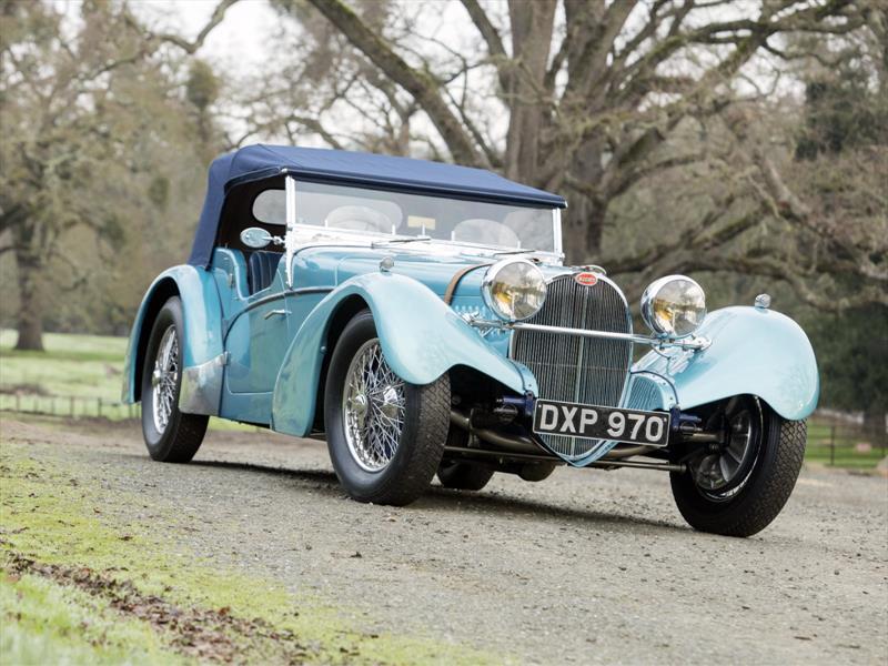Bugatti Type 57SC Sports Tourer 1937