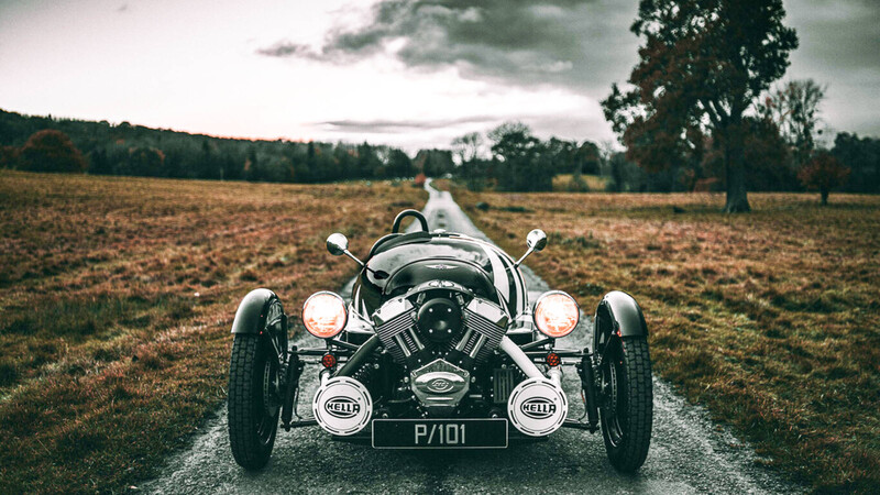 Morgan 3-Wheeler P101 Edition