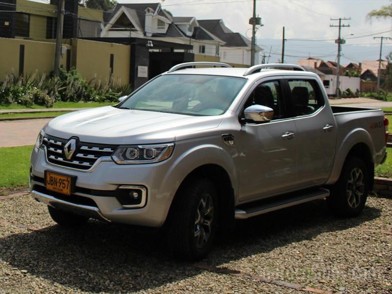 Renault Alaskan prueba de manejo
