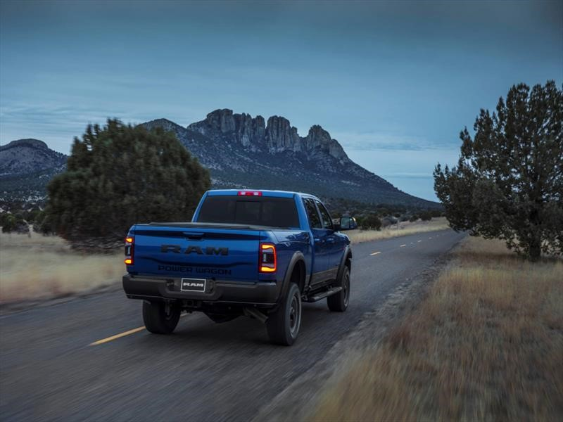 RAM Power Wagon 2019