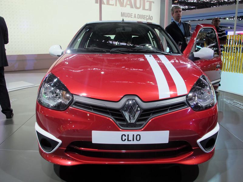 Nuevo Renault Clio en el Salón de San Pablo 2012