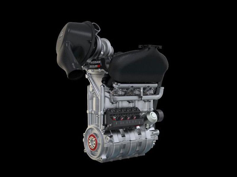 Nissan DIG-T de 1.5L