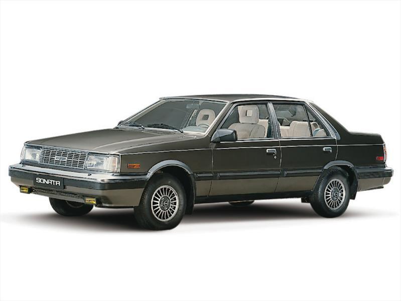 Hyundai Sonata – Primera Generación 1985