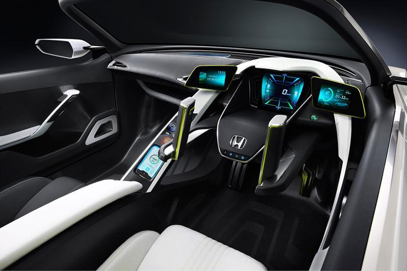 Honda EV-Ster Concept en París