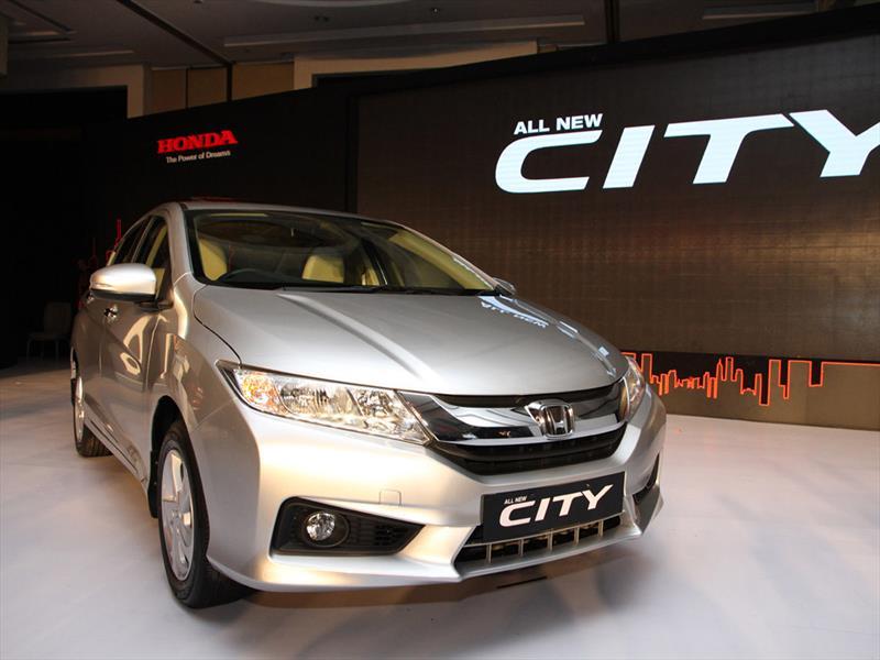 Nuevo Honda City 2014, presentación en la India
