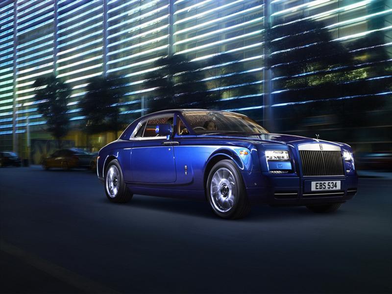 Rolls-Royce Phantom 2013