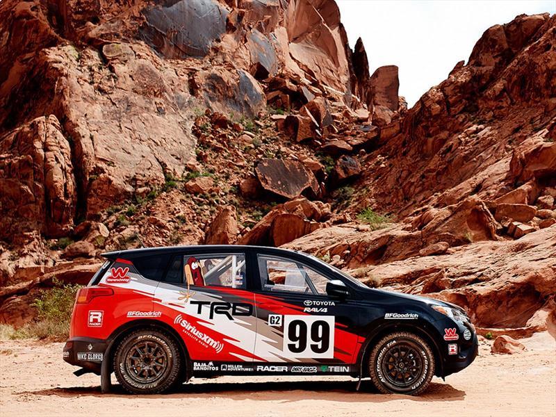 Toyota Rav4 Rally