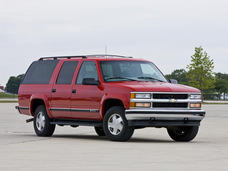 Chevrolet Suburban 9ª Generación 1992-1999
