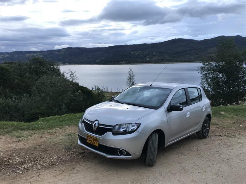 Renault Sandero Exclusive 2018