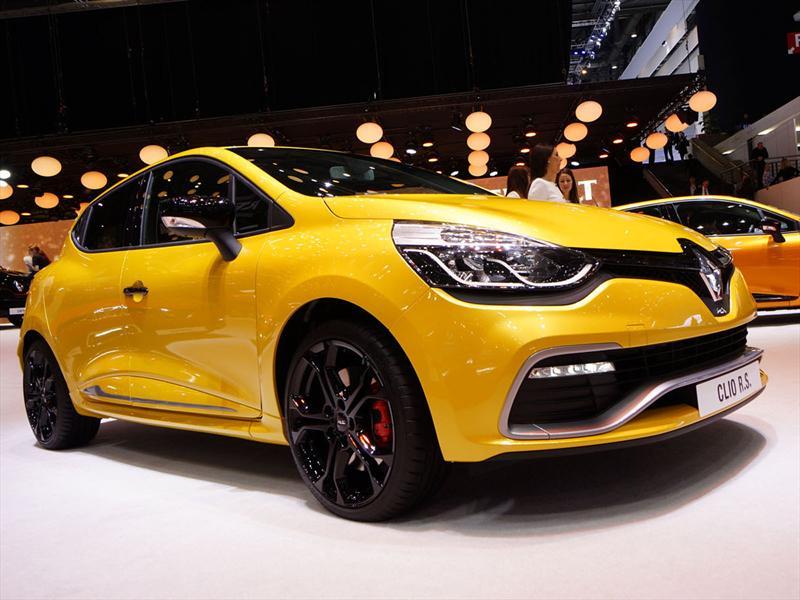 Renault presenta el Clio IV en el Salón de BA