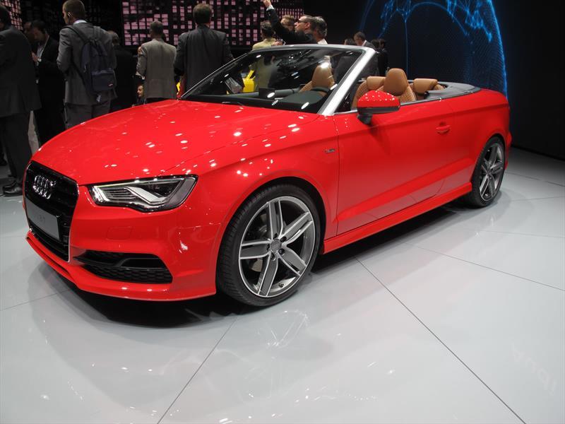 Audi A3 Cabriolet 2014 se presenta