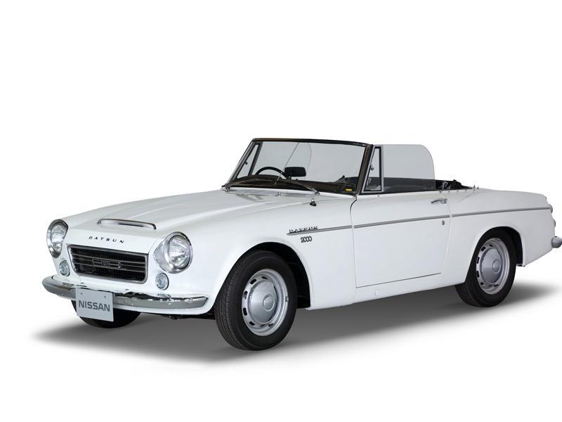 Datsun Sports 1600