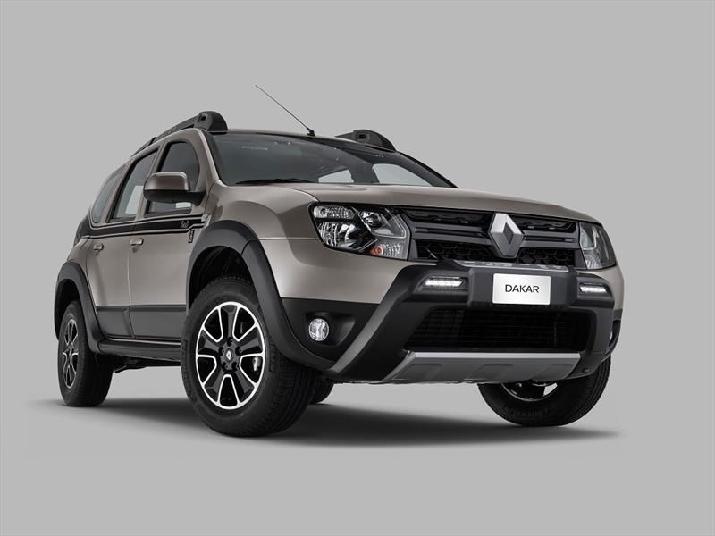 Renault Duster Dakar 2017