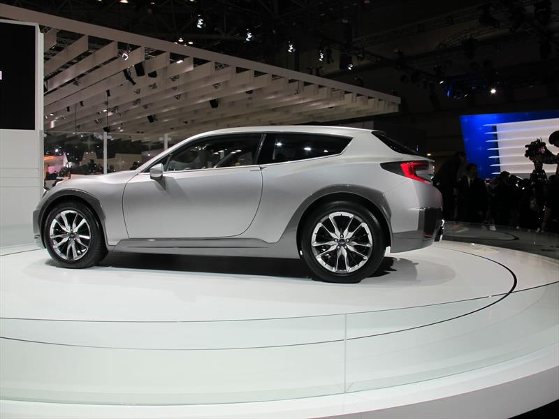 Subaru Cross Sport Design Concept