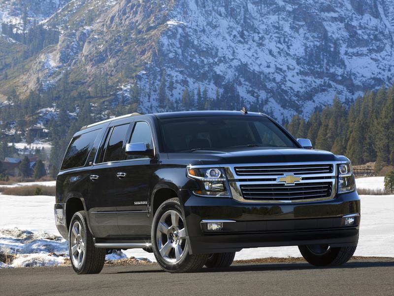 Chevrolet Suburban 12ª Generación 2015-