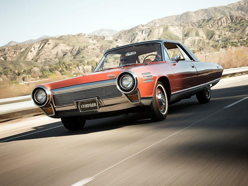 Top 10: Chrysler Turbine