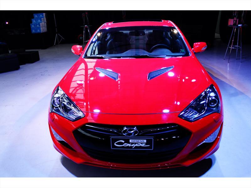 Hyundai Genesis Coupé 2012