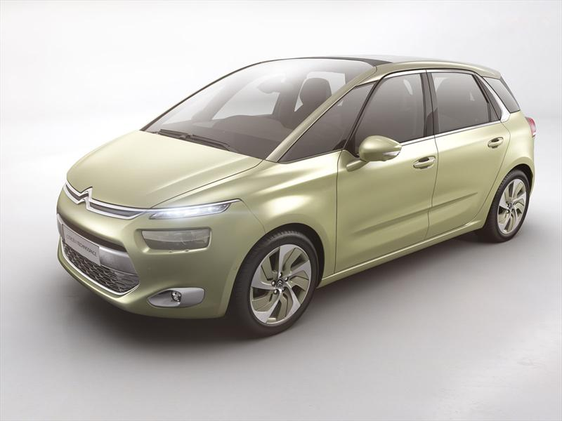 Citroën Technospace, anticipa el C4 Picasso