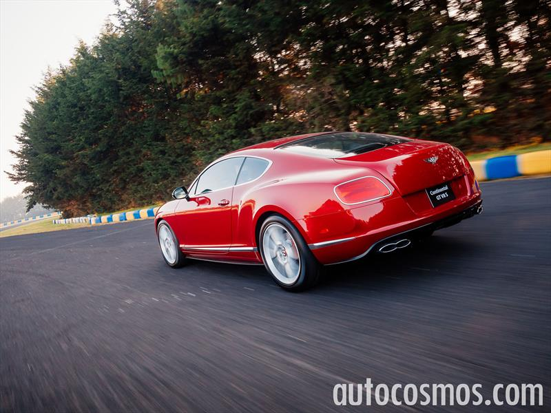 Bentley Continental GT V8S