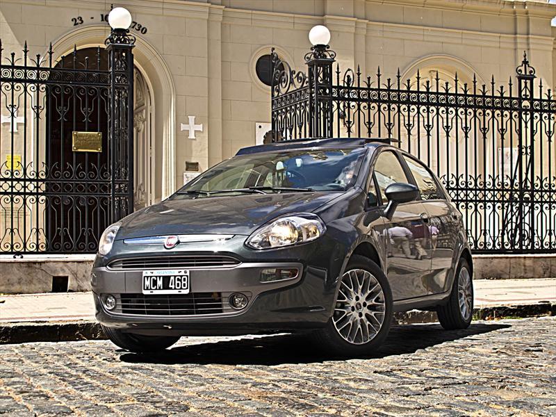 Nuevo FIAT Punto 1.6 L a prueba