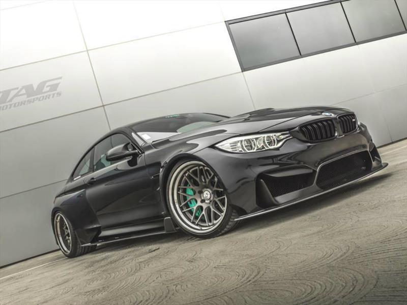BMW M4 por TAG Motorsports