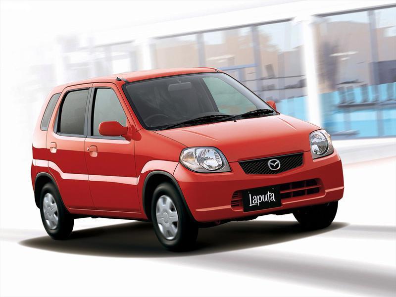 Top 10: Mazda LaPuta