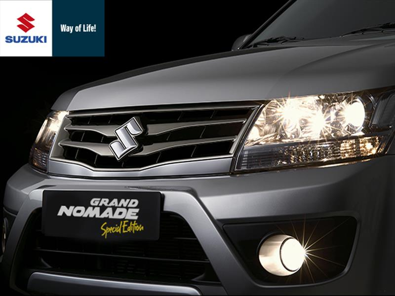 Suzuki Grand Nomade Special Edition