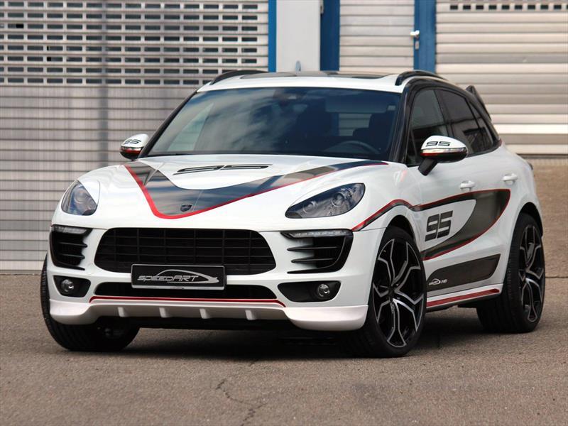 Porsche Macan por SpeedArt