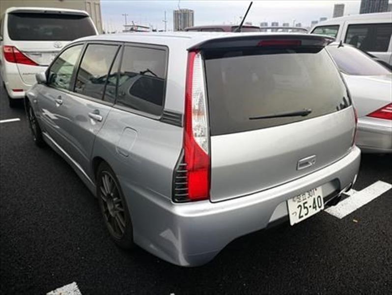 Salón de TokioMitsubishi Lancer Evolution IX Wagon