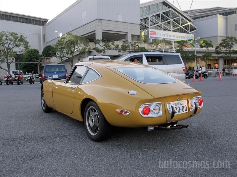 Autoshow de Tokio | Estacionamiento