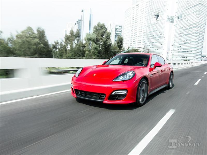 Porsche Panamera GTS a prueba