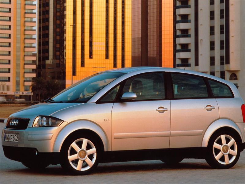 Top 10: Audi A2