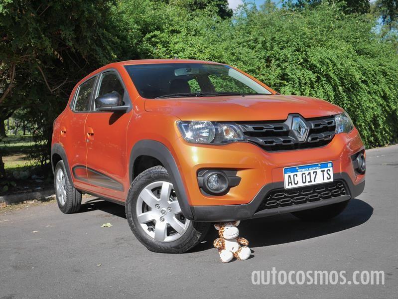 Renault Kwid a prueba