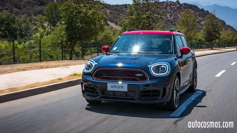 Mini Countryman JCW 2020 en Chile